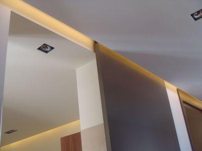 led band, indirekte beleuchtung, raumbeleuchtung, led leisten, 230,